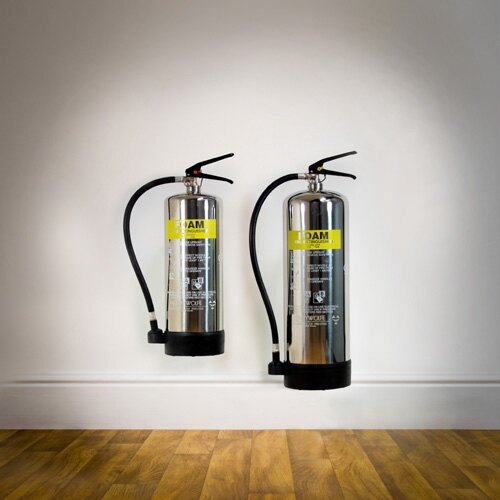 Stainless Steel Foam Fire Extinguishers