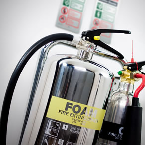 More info about Fire Extinguishers